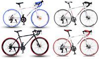Mature® Ultra Light Road Bike | Premium Light Weight Design | Shimano 28 Speed