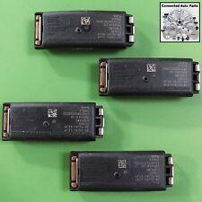 Set of 4 Ford Lincoln Mazda Mercury TIRE PRESSURE SENSOR TPMS OEM black SET-TS21