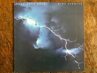 "Dire Straits ""Love Over Gold"" Australian Pressing Vertigo Label W/ Lyric Inner"