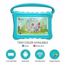 Kids Tablet 7 Toddler Tablet for Kids Edition Tablet with WiFi Camera Childre...
