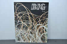 Big Magazine Paris Issue #52 Art/Photography/Fashion Rare Back Issues