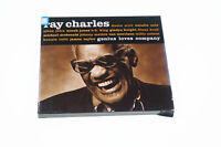 RAY CHARLES GENIUS LOVES COMPANY 8809102522968 CD A7534