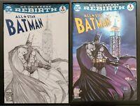 All Star Batman #1 Michael Turner Aspen Comics Exclusive Variant Set NM+ ++