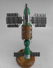 Salyut 6 Soviet Orbital Space Station Satellite Wood Model Free Shipping Regular