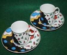 2x Thomas scandic Shadow taza de café superior e inferior