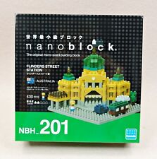 nanoblock NBH_201 Flinders Street Station