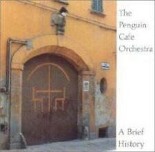The Penguin Cafe Orchestra - A Brief History (NEW CD)