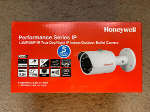 Honeywell HBD3PR1 (PoE, 3MP, 3.6 mm, IR) IP Bullet Camera Performance Series