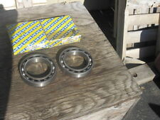 SNR ball bearings 2 pcs. 6013.J30 , 100MM O.D. , 65MM I.D.