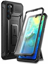 For Huawei P30 Pro, SUPCASE Full-Body Dual Layer Case Holster Cover with Screen