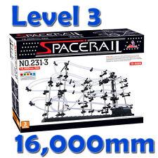 SPACE Level 3 Marble Roller Coaster Toy SPACERAIL 5000 Lv 3 Model DIY WARP
