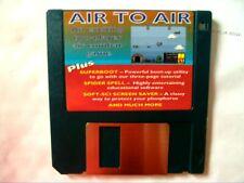 62124 Atary St el usuario Aire al aire/Superboot/Araña ortografía Atari ST (1992) Ju