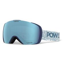Giro Contact Goggles | POW, Geometric Print, Green or Red | CONTACT