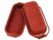 Stampo plum cake ornamental silicone Silikomart SFT 308 dolci torta torte Rotex