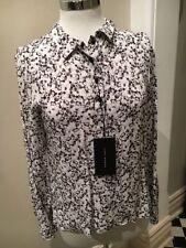Zara Floral Regular Size Tops & Blouses for Women