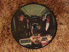 The Who Athena / A Man Is A Man Vinyl 7 Inch Picture Disc Polydor 1982