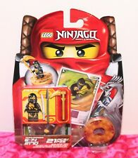 ❤️NEW Lego Ninjago Cole DX 21 PCS Toy Action Spinner Figure Set 4611472❤️
