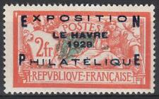 """FRANCE STAMP TIMBRE  257 A """" MERSON EXPOSITION HAVRE 1929 """" NEUF TTB A VOIR M150"""