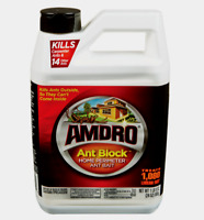 Amdro ANT BLOCK Home Perimeter Insect Killer Outdoor Odorless 24 oz. 100522802