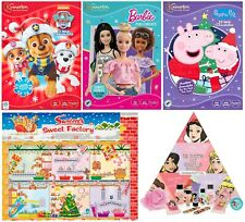 Advent Calendar For Kids Christmas Countdown Gifts for Children Chocolate