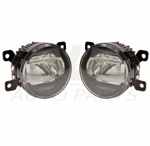 LED Fog Light Kit for Mitsubishi Pajero NS NT NW 06-12 2 in 1 W/Wiring&Switch
