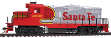 HO Gauge-Walthers Trainline-931-113-GP9M Diesel Locomotive-Santa Fe RR #2092