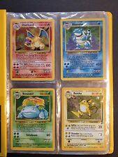 Pokemon 10 Card Random Old Lot. 1 Holographic Rare! Base Set - Legendary