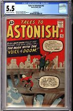 Tales to Astonish 42 CGC 5.5 OWW Ant-Man  Kirby Art