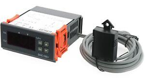 Humidity Controller sensor Higrometer Digital HYGROSTAT Humidifier Dryier 12 24V