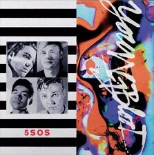 5 Seconds Of Summer YOUNGBLOODS 3rd Album +MP3s 5SOS New Sealed Vinyl Record LP