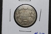 1902 Twenty Five 25 Cents Canada - King Edward VII - Silver Coin