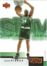 2000-01 NBA Upper Deck Slam #3 - PAUL PIERCE