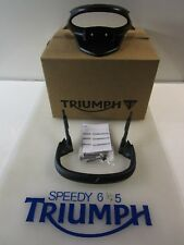TRIUMPH STREET TRIPLE & STREET TRIPLE R GRAB RAIL KIT A9758052 FITS UP TO 2012