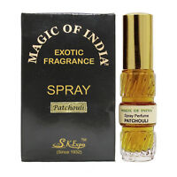 Magic Of India Patchouli Natural Exotic Fragrance Herbal Perfume Spray 20 ml
