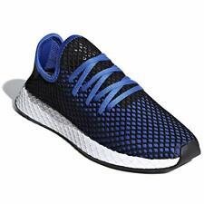 13daf6f9d adidas Deerupt Runner Blue Black Men s Lifestyle Sneaker