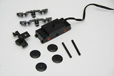 Lego Power Functions Train Motor 88002 with Decorative Sides Magnet Wheels