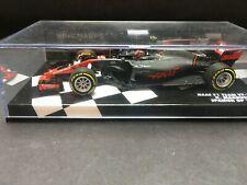 Minichamps - Kevin Magnussen - Haas - VF-17 - 1:43 - 2017 - Spanish GP - Rare