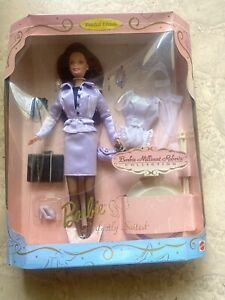 1997 BMR Perfectly Suited Barbie Doll & Fashion New NRFB
