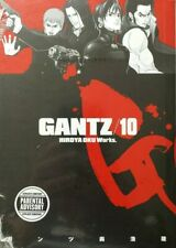 Gantz Volume 10 (Paperback 2010)