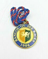 More details for 2006 bangor on dee races members horse racing enamel badge