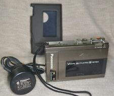 Vintage Panasonic Voice Activated Cassette Recorder RQ-355
