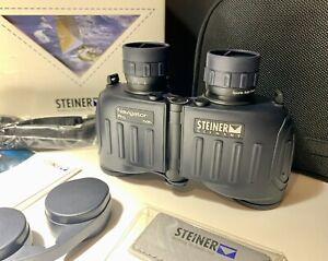 Steiner (GERMANY) Navigator Pro 7x30 Waterproof Marin Binoculars *** NEW ***