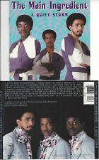 SOUL The Main Ingredient A Quiet Storm CD 1996 20 tracks 1969-74