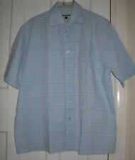 George Checked Cotton Machine Washable Formal Shirts for Men