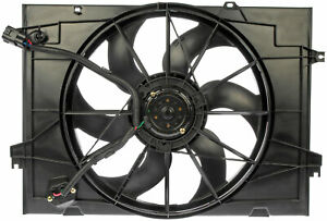 Radiator Fan Assembly Without Controller - Dorman# 620-784