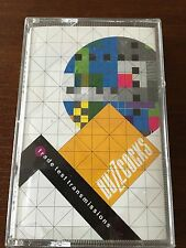 BUZZCOCKS TRADE TEST TRANSMISSIONS - K7 CASSETTE TAPE CINTA - NEW SEALED NUEVA