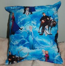 Frozen Pillow Disney Frozen Pillow HANDMADE In USA Toddler , Travel , Daycare