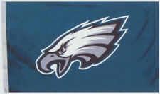 Philadelphia Eagles Giant 4'x6' Licensed NFL Logo Flag / Banner - Free Shipping