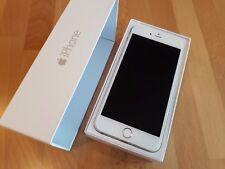 Apple iPhone 6 PLUS 16gb in argento + + Condizione di tabulazione + + simlockfrei + con Pellicola