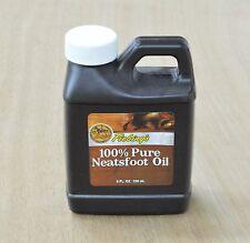 Fiebings Neats Foot Neatsfoot Oil Liquid Pure Leather Waterproof 8oz Condition